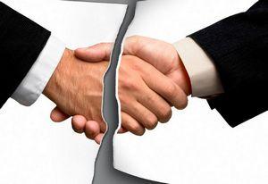 заявление о расторжении мирового соглашения образец